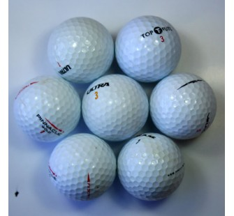 Económicas Segundas marcas B - bolas golf recuperadas