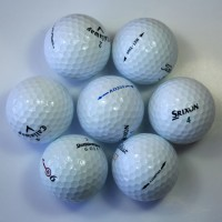 Económicas Primeras marcas Perla/A - bolas golf recuperadas