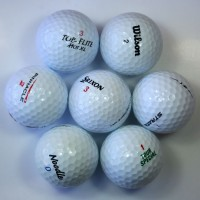 Económicas Segundas marcas Perla/A - bolas golf recuperadas