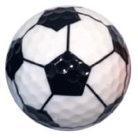 Bola golf futbol