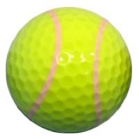 Bola golf tenis