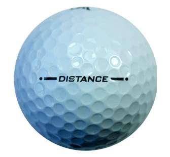Distance grado Super Perla - bolas golf recuperadas