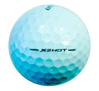 Hot y Hx Grado Perla/A - bolas golf recuperadas