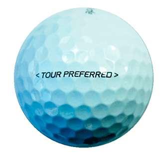 Tour Grado B (Preferred, Lethal, Penta y Rbz Urethane) - bolas golf recuperadas