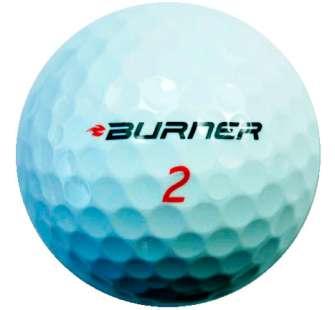 Burner Grado Perla/A - bolas golf recuperadas