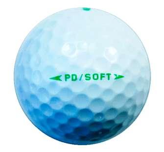 Pd Soft Grado Perla/A - bolas golf recuperadas