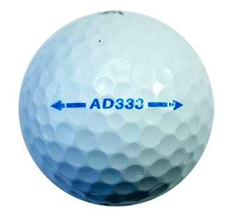 Selección Srixon Perla/A- bolas golf recuperadas